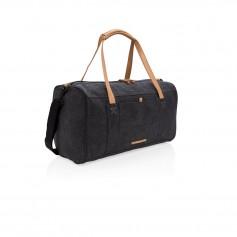 Canvas travel/weekend bag PVC free