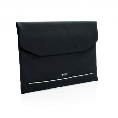 """Swiss Peak RFID 15.6"""""""" laptop sleeve PVC free"""