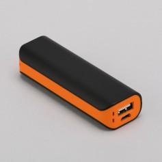 """2600mAh spalvinga išorinė baterija su logotipu """"SACO"""""""