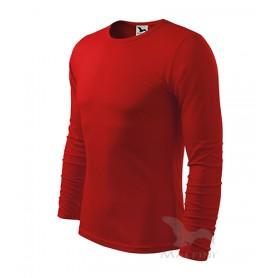 Pigūs reklaminiai vyriški marškinėliai ilgomis rankovėmis FIT-T