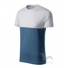 Reklaminiai dvispalviai marškinėliai CONNECTION