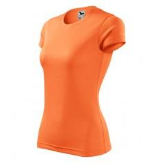 Sportiniai moteriški marškinėliai FANTASY su logotipu