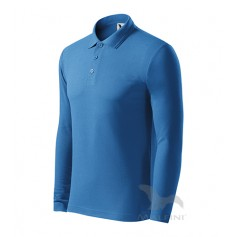 Vyriški Polo marškinėliai ilgomis rankovėmis POLO LONG