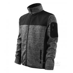 Džemperis-striukė CASUAL su logotipu