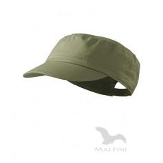 Kareiviško modelio kepurėlė LATINO COL su užrašu