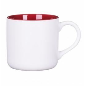 """Reklaminis keramikinis puodelis su norima spauda """"BILA"""""""