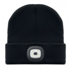 """Kepurė su lempute ir Jūsų logotipu """"LIGHT"""""""