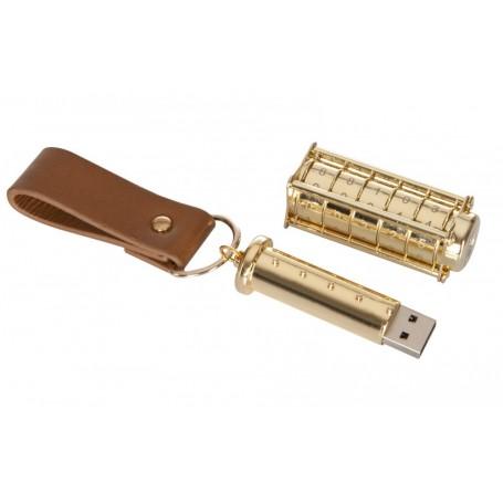"""LIMITED USB atmintukas su užraktu """"GOLDEN AGE"""""""