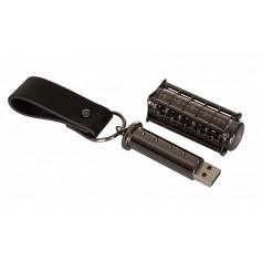 """Prabangus USB atmintukas su užraktu """"GET IT"""""""