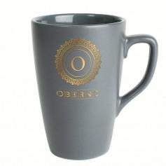"""Matinis keramikinis puodelis """"DARK"""""""