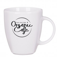 """Modernus reklaminis puodelis su Jūsų logotipu """"MAX"""""""