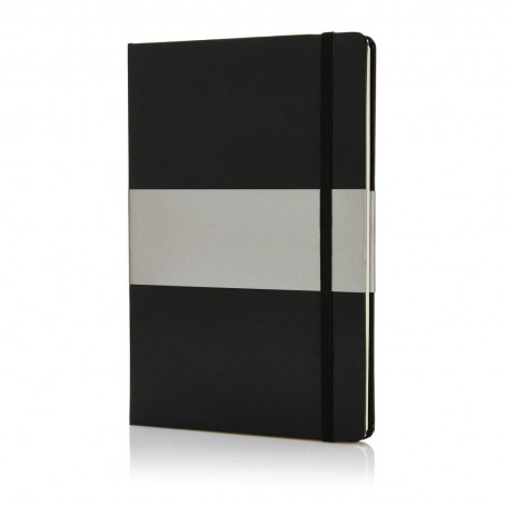 Deluxe hardcover A5 notebook