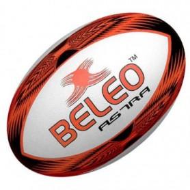 """Rungtynėms paruoštas regbio kamuolys su logotipu """"THROW"""""""