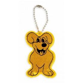 Atšvaitinis pakabukas su logotipu DOG