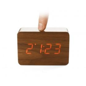 Ekologiškas stalinis laikrodis ECO