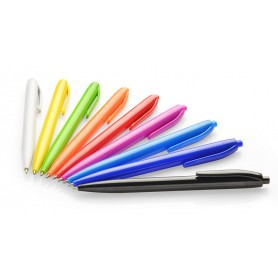 Paprastas, klasikinis plastikinis tušinukas BASIC