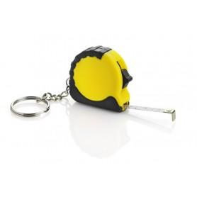 Raktų pakabukas - matavimo ruletė MISU su logotipu