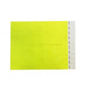 Geltonos popierinės juostelės