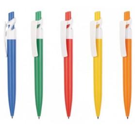 Rašiklis iš plastiko MAX su logotipu