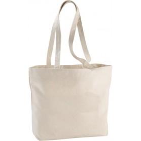 Medžiaginis maišelis su užtrauktuku 320 g/m2
