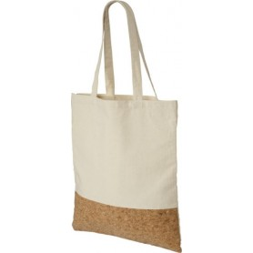 Medžiaginis maišelis su kamštine apdaila 175g/m2