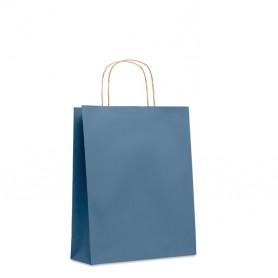 Reklaminiai spalvoti popieriniai maišeliai 90g/m2