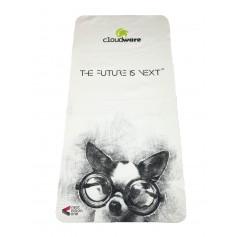 Reklaminiai sublimaciniai rankšluosčiai su individualizuotu dizainu