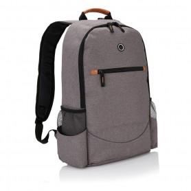 Fashion duo tone backpack