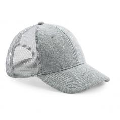"""Reklaminės 6Ptinklelinės kepurės su logotipo spauda """"JERSEY"""""""