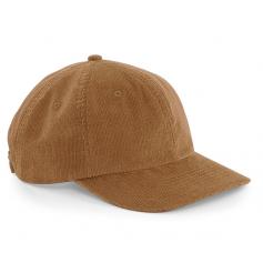 """Reklaminės stilingos medvilninės kepurėlės su logotipu """"HERITAGE"""""""