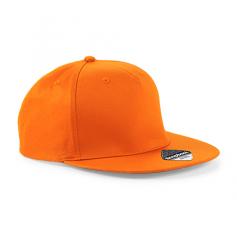 """Reklaminės medvilninės FULL CAP kepurėlės su logotipo spauda """"Rapper"""""""