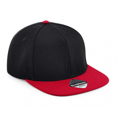 """Reklaminės vasarinės FULL CAP kepurėlės su spauda """"FLAT"""""""