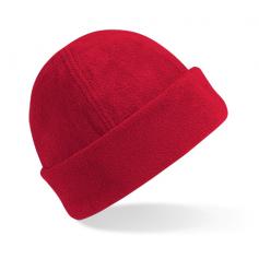 """Reklaminės šiltos kepurėlės su spauda """"SOFT"""""""