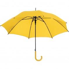 """Reklaminiai paprasti skėčiai su logotipo spauda """"Simple"""""""