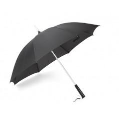 """Reklaminiai skėčiai su žibintuvėliu """"LIGHT"""""""