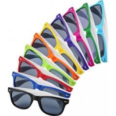 """Reklaminiai akiniai nuo saulės su spauda """"RAY"""""""