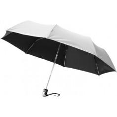 """Reklaminiai automatiniai skėčiai su logotipu """"ALEX"""""""