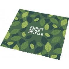 """Reklaminės ekologiškos valymo servetėlės su spauda """"CARO"""""""