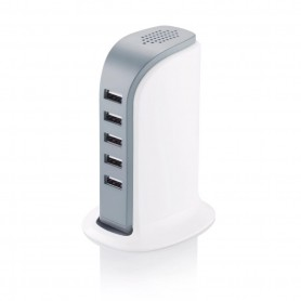 6A USB charging station