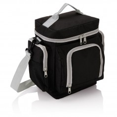 Deluxe travel cooler bag