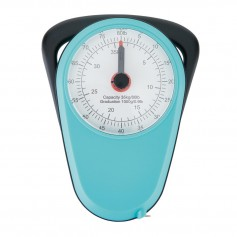 Manual luggage scale