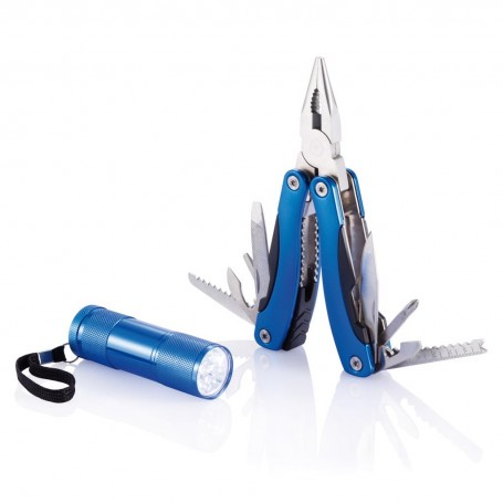 Multitool and torch set
