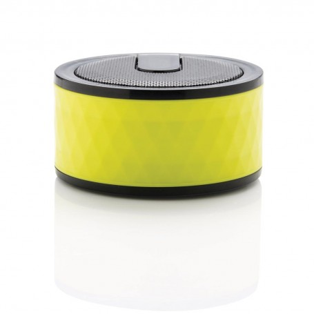 Geometric wireless speaker