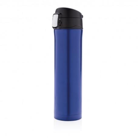Easy lock vacuum flask