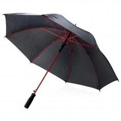 Coloured 23 fiberglass umbrella