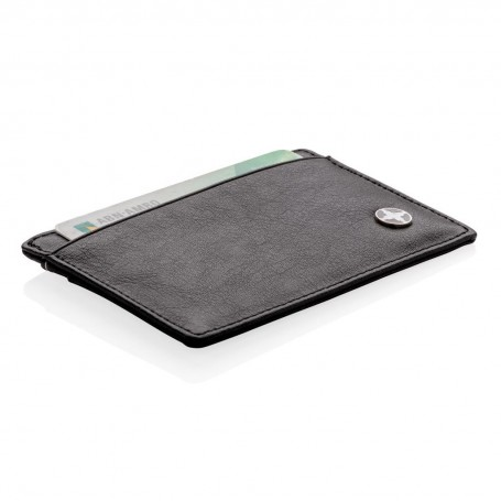 RFID anti-skimming card holder