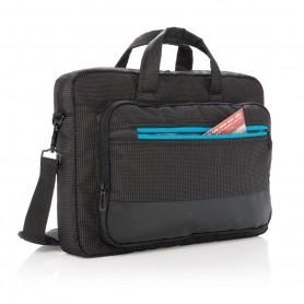 Elite 15.6 USB rechargeable laptop bag