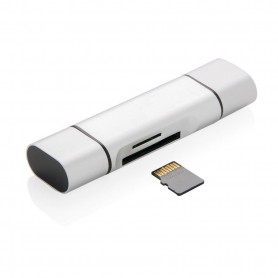 Universal card reader with type C