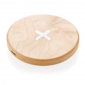5W wood wireless charger