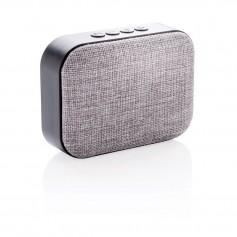 Fabric wireless speaker